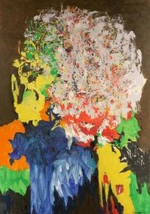 26 mars au 15 mai 2010, exposition Pierre Wemaëre, « Akanakka », à la Galerie Guillaume, paris
