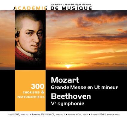 Concert Mozart Beethoven, église de la Madeleine, église Saint-Eustache, église de la Trinité, Paris