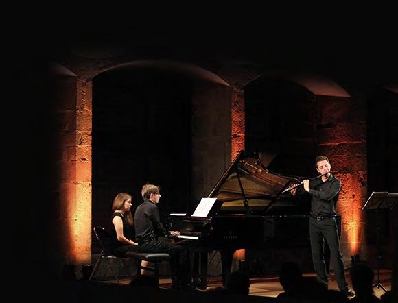 © Yannick Perrin - Concert au Château
