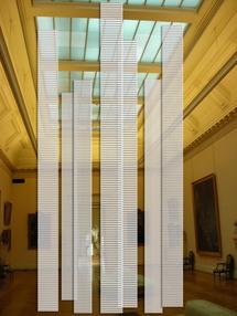 6 mai au 3 janvier 2011, Messagerie, Simon Morley en résidence au musée des beaux-arts de Dijon