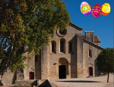 4 et 5 avril, visite gourmande à l'abbaye de Silvacane près de la Roque d'Anthéron (13)