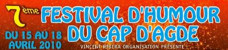 15 au 18 avril, Festival d'humour du Cap d'Agde avec Patrick Timsit au Palais des Congrès