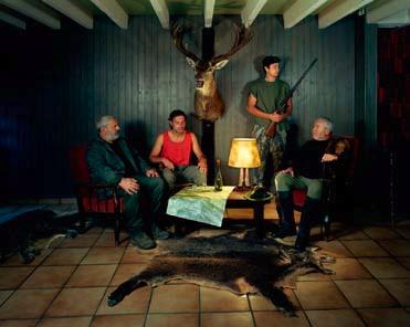 Delphine Balley, Les Chasseurs Camouflés du Vercors, 2009