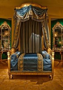 Lit ayant appartenu à Charles-Maurice Talleyrand