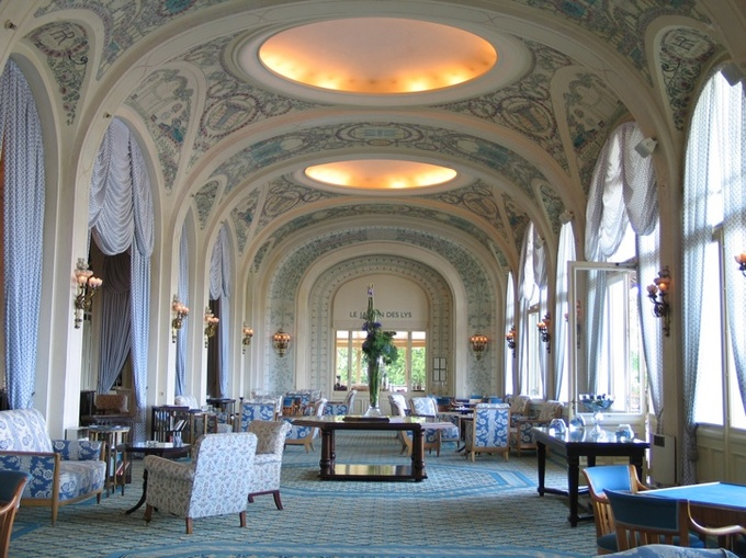 Evian Royal Resort © Pierre Aimar 2006