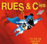 11, 12 et 13 juin, festival « Rues et Cies » dans les rues d'Epinal
