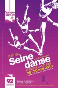 25 au 30 mai 2010, Seine de danse fait danser La Défense, 5e édition