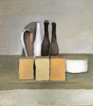 5 juin au 26 septembre 2010, La géométrie explique presque tout, une exposition de Giorgio Morandi, Hôtel des Arts, Toulon