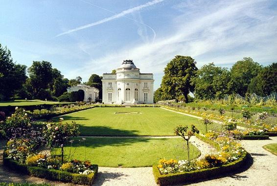 Parc de Bagatelle © Wikipedia