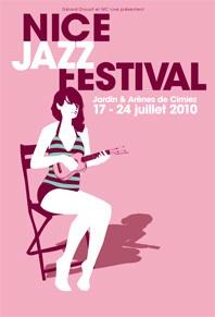 17 au 24 juillet, Nice Jazz Festival au Jardin et arènes de Cimiez, Nice