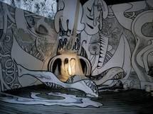 6 au 30 mai 2010, « Wall Tattoos » de Paul Santoleri à Galerie Ligne 13, Paris
