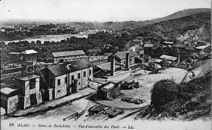 Mine Témoin d'Alès, une visite dans une vraie mine de charbon