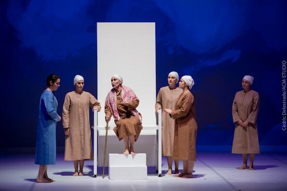 Dialogues des Carmélites © Opéra d'Avignon