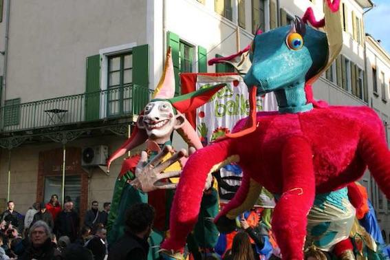Carnaval de Romans sur Isère, Drôme, Echec et mat à Carmentran, le 25 février 2018