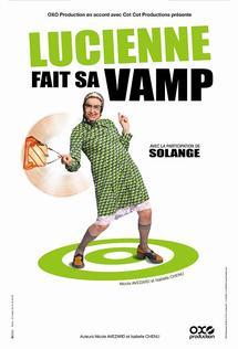 11 Juin 2010, Lucienne fait sa Vamp au Casino Ruhl - Nice