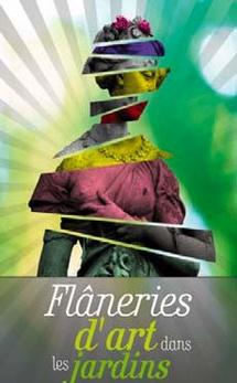 12 et 13 juin 2010, Flâneries d'art dans les jardins aixois avec Di Rosa, Othoniel, Gaveau, etc