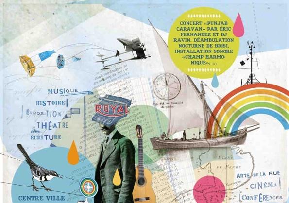 26 mai au 6 juin 2010, L'Odyssée de Martigues. Métissage culturel, biodiversité, environnement