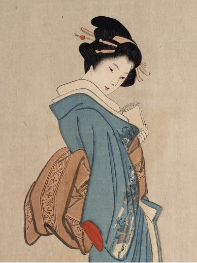 28 avril au 31 août 2010, Estampes Japonaises, Voyage au pays du soleil levant au musée de la Miniature de Montélimar