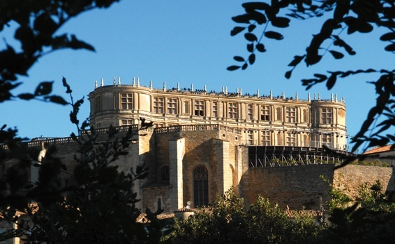 Château de Grignan © CG 26