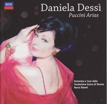 Nouveauté discographique, Daniela Dessi chante Puccini, Decca