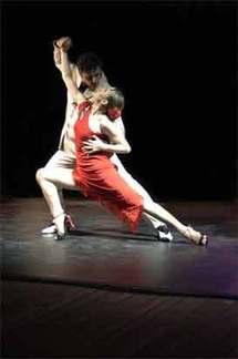 28 Mai 2010, L'histoire du Tango, spectacle concert-danse au Casino Terrazur, Cagnes-sur-Mer