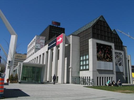 Musée d'art contemporain de Montréal © Pierre Aimar 2010