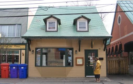 Maison à Ste-Anne-de-Bellevue, Québec © Pierre Aimar 2010