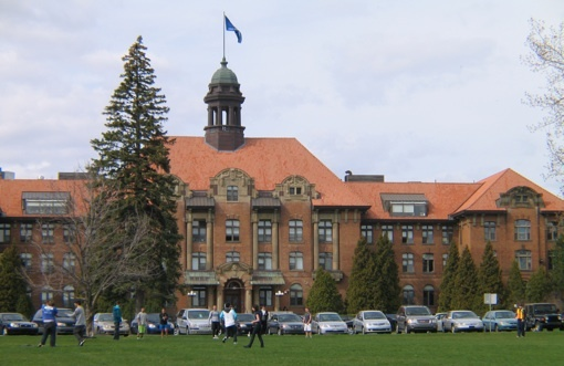 Université McGill, campus de Ste-Anne-de-Bellevue ©PA 2010