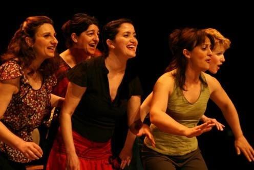 3 et 4 juin 2010, Evasion présente sa nouvelle création 2010 en avant-première, avant le Festival d'Avignon