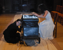 7 au 25 juillet, L'Annonce faite à Marie, à la Crypte Saint-Joseph des Brotteaux, Lyon