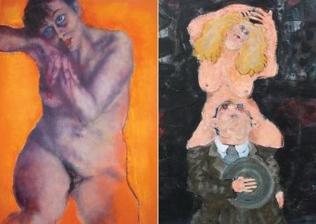 17 au 31 juillet 2010, « Belles obscures » de Jacqueline Lipszyc, Daniel Livartowski, Haude Bernabe à la Galerie Claire Corcia, Paris