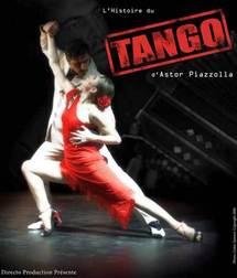 10 juillet 2010, L'Histoire du Tango au Jardin Suau à Brignoles