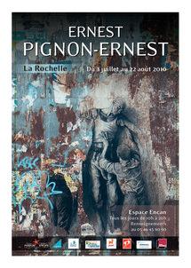 3 juillet au 22 août , Exposition Ernest Pignon Ernest à Espace Encan la Rochelle