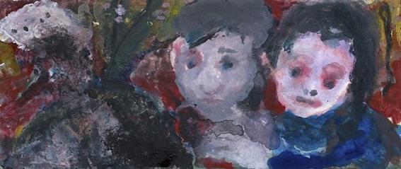 « Les peintures de Johanna Heeg sont comme de petites fenêtres qui ouvrent sur la vie intérieure. »  Michel Bouquet