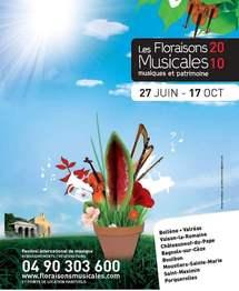 Les Floraisons Musicales, Musiques et Patrimoine