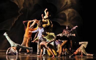 « Danse au Fil d'Avril », Opus 14 le le 25 avril 2018 à Romans/Isère