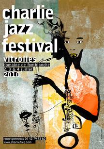 2, 3 et 4 juillet 2010, Charlie Jazz Festival au Domaine de Fontblanche à Vitrolles (13)