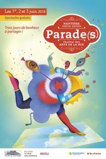 Parade(s) - Festival des Arts de la rue de Nanterre, du 1 au 3 juin 2018