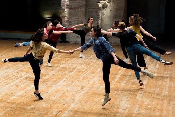 Spectacle de l'unité danse - isdaT - Toulouse