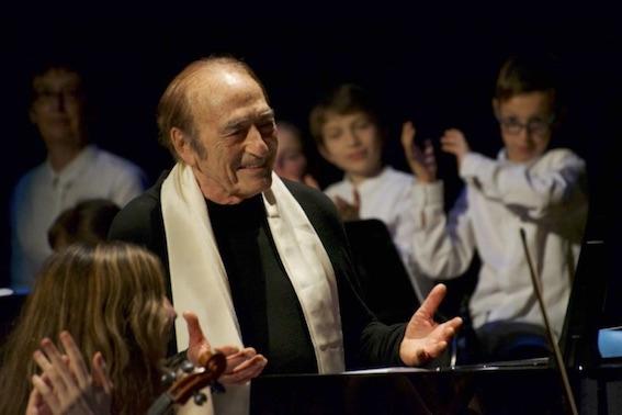 Miguel Estrella, pianiste