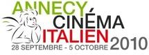 28 septembre au 5 octobre 2010, Annecy Cinéma Italien présentera le meilleur de la production cinématographique italienne contemporaine
