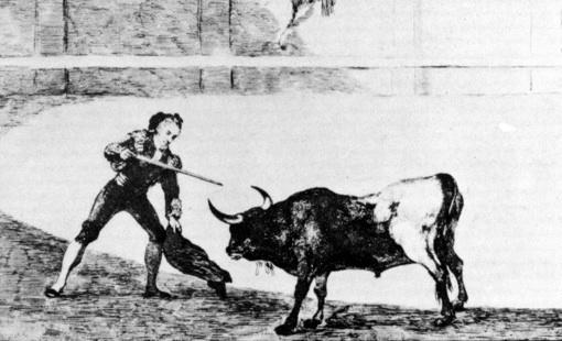 2 juillet au 29 août 2010, La tauromachie de Goya à l'espace Taurin de Béziers