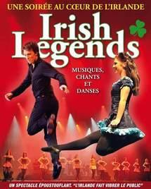 Irish Legends dans le cadre de Let's Dance Festival Vendredi 13 Août 2010 à 21h30 au Théâtre de Verdure – Nice