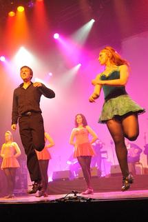 Jeudi 12 Août 2010, Irish Legends au Théâtre de la Mer de Ste Maxime