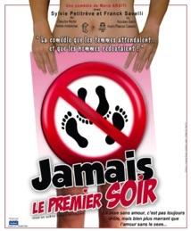 Marseille, Comédie Paka Théâtre: Jamais le Premier Soir, du 24 mai au 3 juin 2028