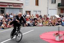 """6 au 9 août 2010, """"Play"""" - Léandre & David, Cie """"Quelques p'Arts... la Saison"""""""