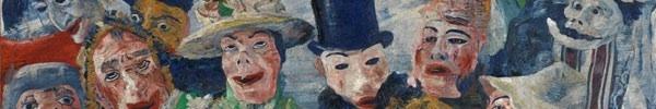 7 octobre au 13 février 2011, Ensor démasqué à l'Espace Culturel ING à Bruxelles
