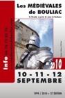 10 au 12 septembre 2010, Les Médiévales de Bouliac (33)