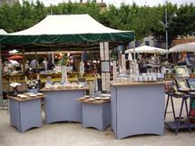 jeudi 12 août 2010 - Marché potier à Cotignac, Var