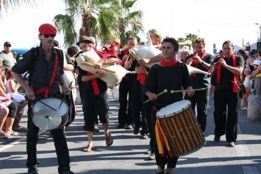 1er août 2010, XVIIème journée du Patrimoine mèzois, Mèze, Hérault